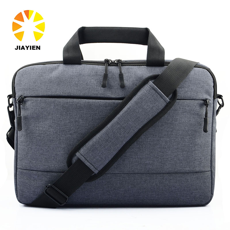 Fashion shockproof trolley leather laptop bag women