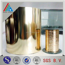 double sided gold mirror mylar rolls