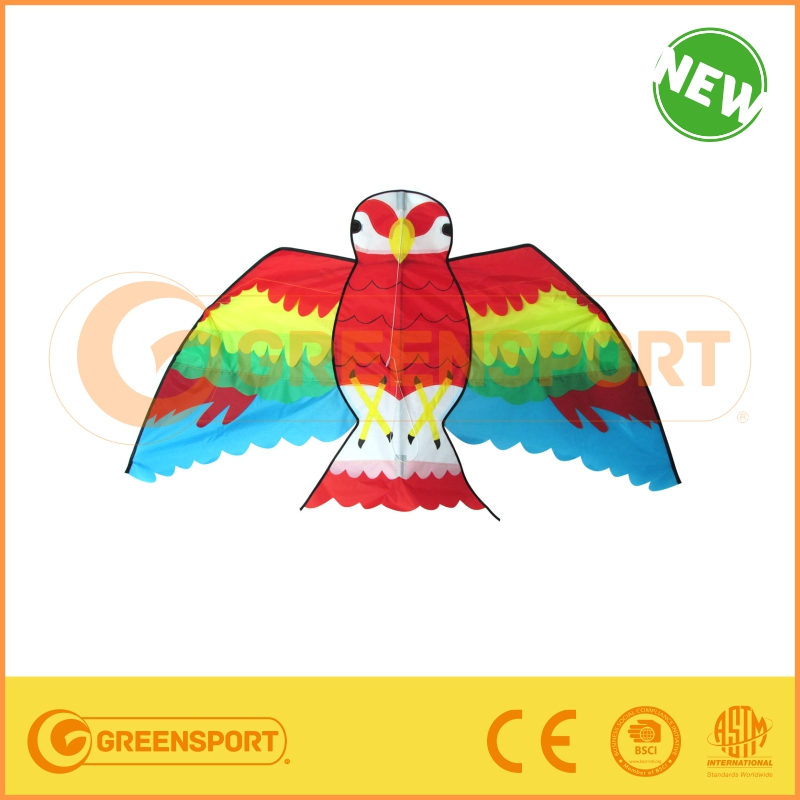 Owl Kite with pvc bag&color card