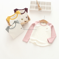 Multicolor chief cotton kids sweater shirt with embroidery