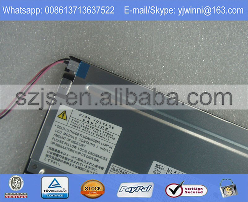 8.4'' 640*480 TFT Industrial LCD NL6448BC26-09C
