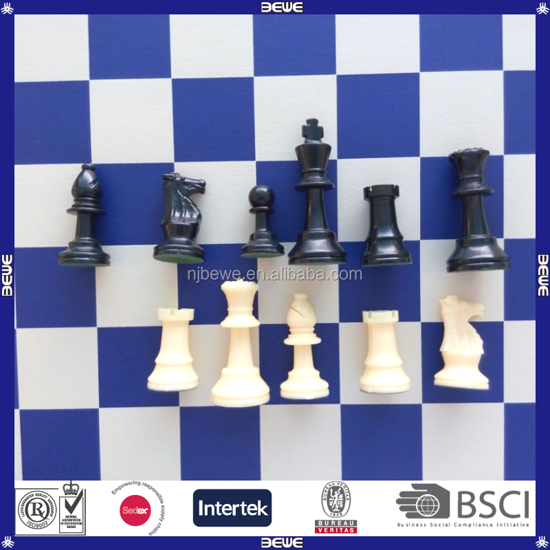 China supplier wholesale vinyl chess set