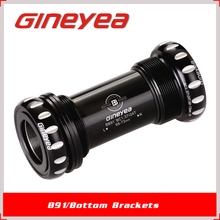 Cheap price Aluminum Bicycle Bottom Bracket fits 68mm-73mm for Road Bike