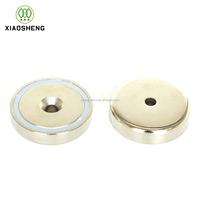 Cheap strong pulling force round Neodymium cup magnets