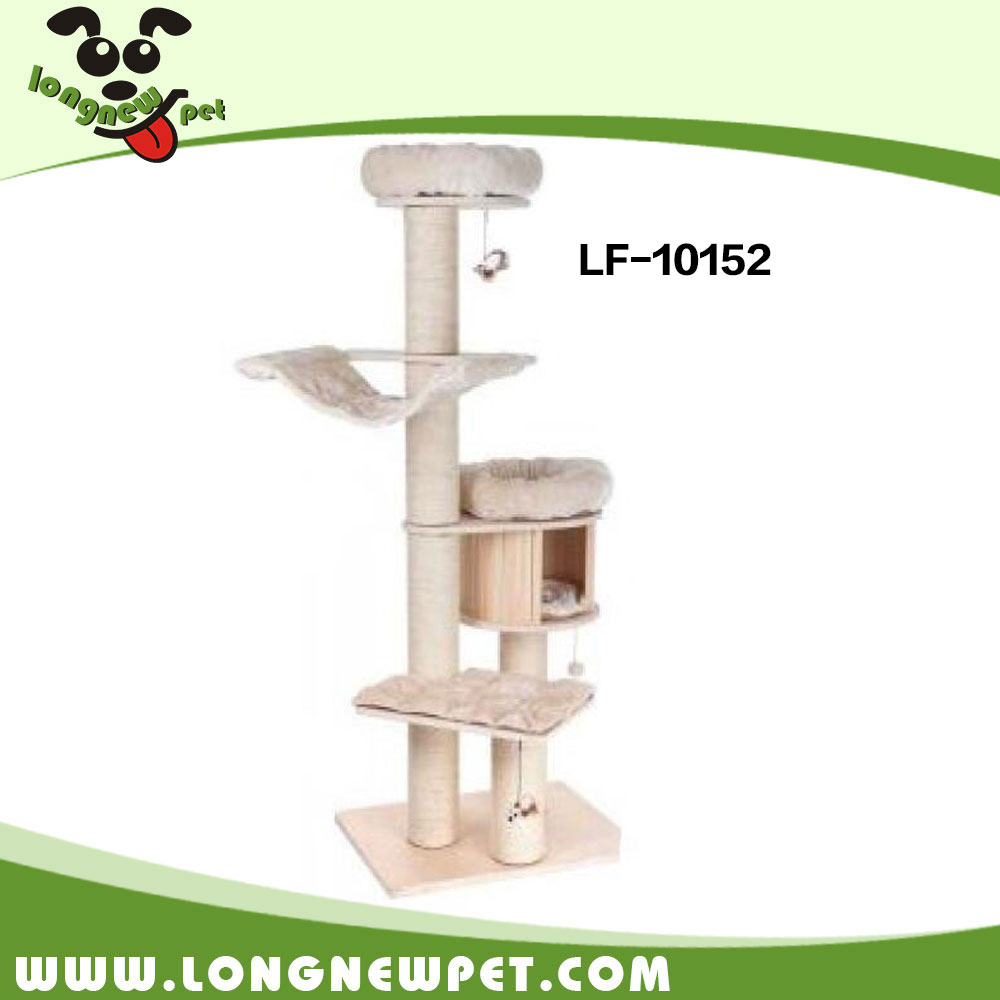 Designer Cat Tree Morden Tower Cats Scratching Furniture