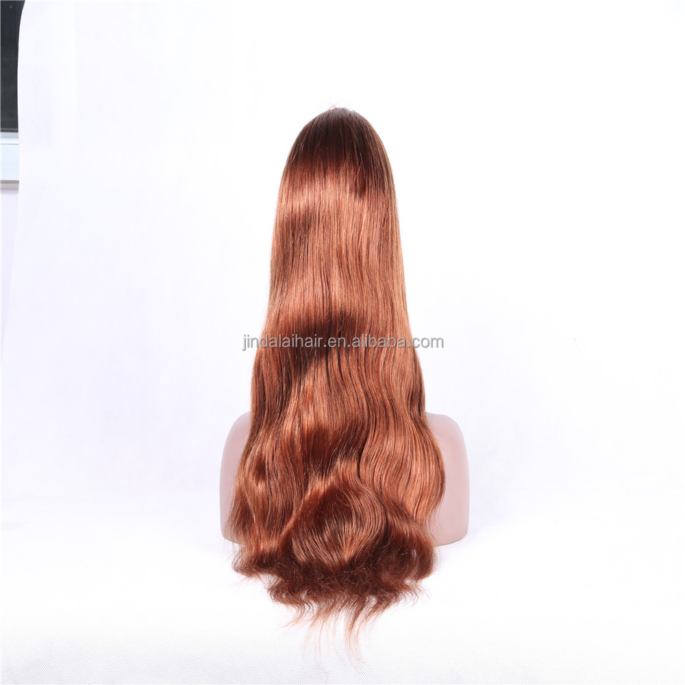 Undetectable Hairline 100 Hand Tied Real Human Hair Full Cap Women Lace Wigs