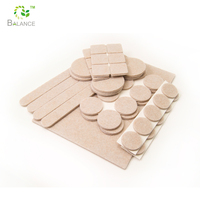 Adhesive protector felt dot/furniture foot pads
