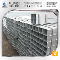 GI SQUARE GALVANIZED STEEL PIPING