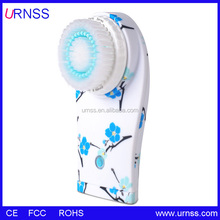 2015 Sonic Facial Skin Cleansing Brush for Skin Deep Cleaning and Massaging