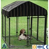 Heavy Duty dog kennel with canopy