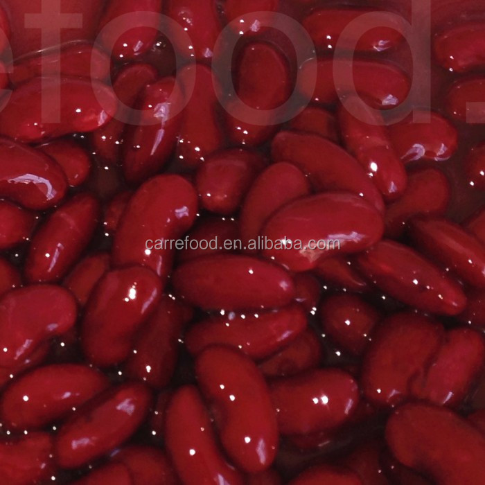 3 years Shelf Life and HACCP ISO Canned Red Kidney Beans