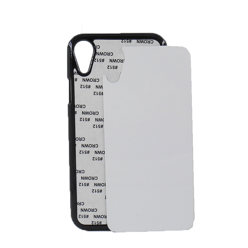 "For <strong>Apple</strong> New 6.1"" Phone cases Blank 2D PC Sublimation cases for iPhone X 2018"
