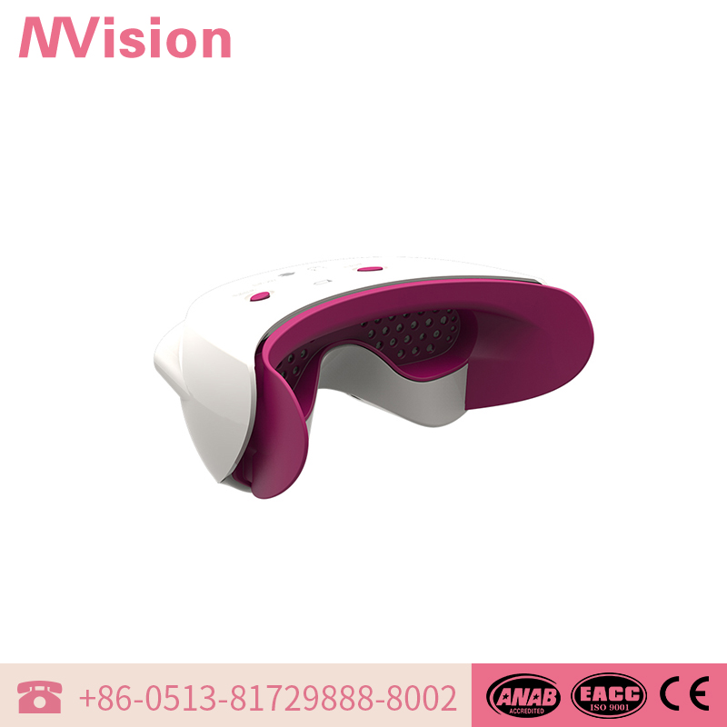 New product 2017 high quality home care eye massager manufactured in China