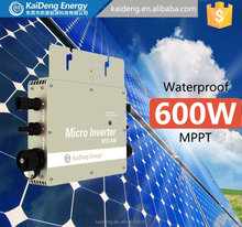 IP65 PV Panel 600W Micro Solar Inverter with Communication