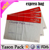 Yason wholesale customized express bag plastic poly mailer bag full color printing courier bag with plastic film