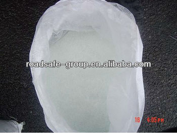 reflective road paint glass beads