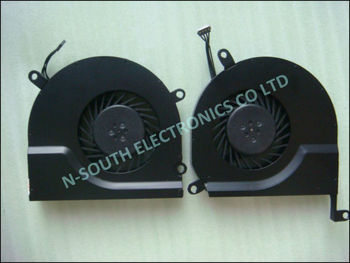 Laptop Cooler Fan For Macbook pro Unibody 15'' A1286 CPU Cooling Fan