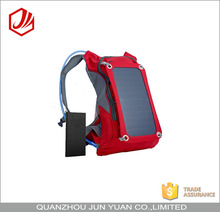 Fashion new solar panel laptop backpack with high quality