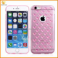 new fashion protective for iphone 6 ultra thin clear cover case