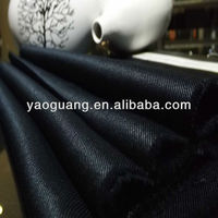 polyester rayon blend fabric /twill fabrics for pants