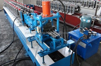 Full Automatic Aluminium Roller Shutter Garage Door Roll Forming Machine Equipment