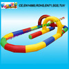 Colorful Inflatable Race Tracks Zorb Balls