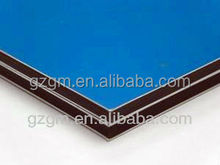 cheap aluminum composite panels materials used interior design