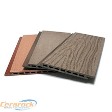 ASTM certificate outdoor home decoration wpc wall panel wall cladding