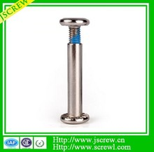For chair M3 spring steel fasteners clip male and female bolts and nuts