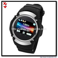 2012 best watch mobile phone compact type with CE & ROSH Approval