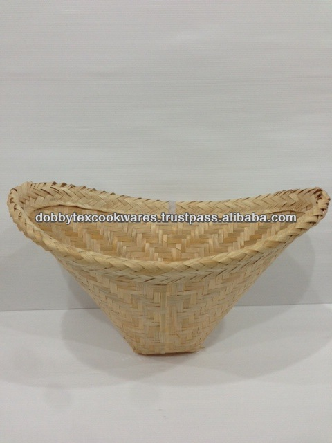 Thai Laos Original Sticky Rice bamboo container cooker Small size