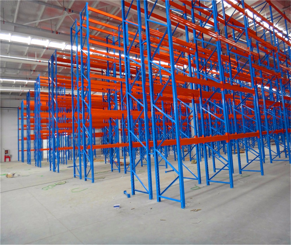Heavy duty pallet storage rack, economical pallet racking, heavy duty pallets racks shelving
