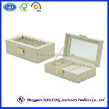 lcd ring box/antique style ring box/championship ring box