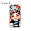 2017 Peking Opera Mask cell phone case for iphone4/4s cover
