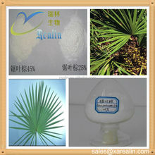 25% and 45% Purity Fatty Acid Powder Saw Palmetto Extract