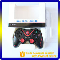 2016 Wireless pc joystick bluetooth gamepad steering wheel joystick for pc ps2 ps3