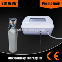 2017 Hottest Skin rejuvenation needle injection CO2 carboxytherapy machine