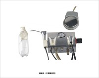 hot selling stainless steel portable dental air turbine unit