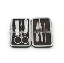 6 pcs Pedicure Set with Logo for Promotion MOQ100PCS 0805049 One Year Quality Warranty