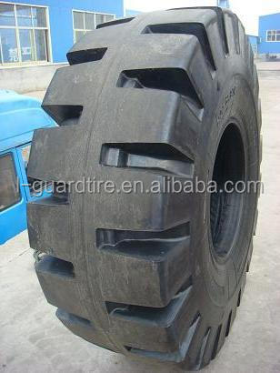 OTR Tire Heavy Dump Truck Tyre 23.5-25 in Construction Machinery Parts from China Factory