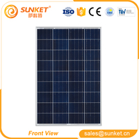 poly 95w mnre approved solar power panel from China price
