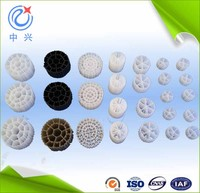 Long life Water Treatment Plastic MBBR Media