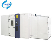 Programmable temperature humidity test Chamber walk in environmental test room