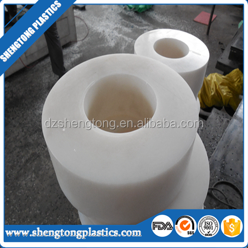 uhmw polyethylene plastic processing parts