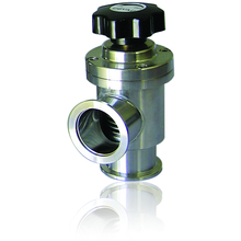 High Quality Manual High Vacuum Angle Valves