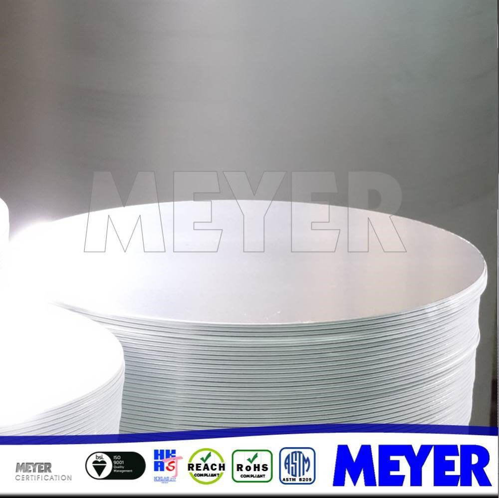 Aluminium Sheet Coil 3003-H14 Aluminium Circular Sheet for Pizza Pan