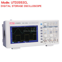 UNI-T UTD2052CL Digital Storage Oscilloscopes 2CH 50MHZ Scopemeter Scope meter 7 inches widescreen LCD displays