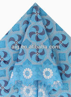 2014 African Swiss Voile Lace Fabric Good Price Cotton Lace Fabric
