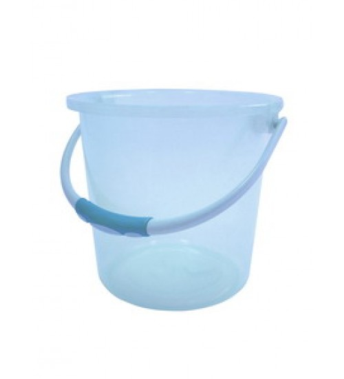 Plastic water bucket with handle/large plastic water bucket #06J5GL00000000