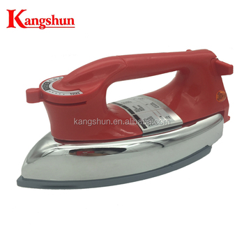 3530 electric dry iron heavy weight dry iron